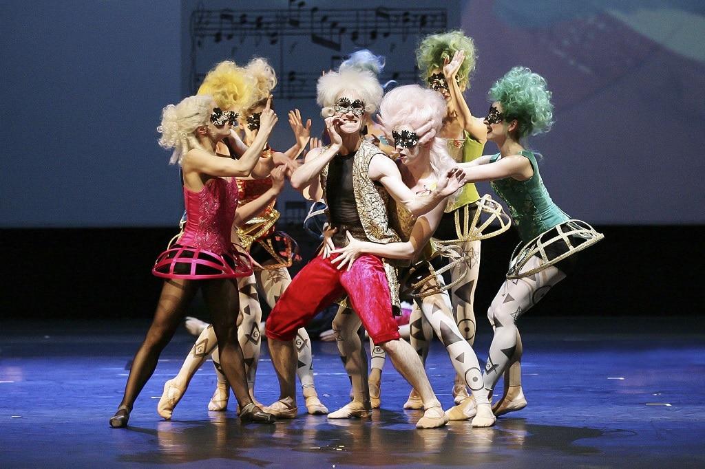 Anhaltisches Theater Dessau_Ballett_Amadeus_©Claudia_Heysel