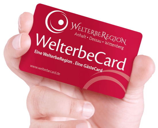 WelterbeCard In Hand