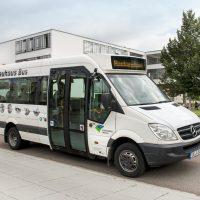 Bauhaus Stiftung Bus