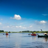 Elbe Paddeltour