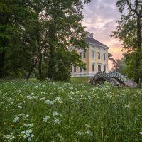 Schloss Luisium am Morgen © Stadtmarketinggesellschaft Dessau-Roßlau mbH_Sebastian Kaps_Touren