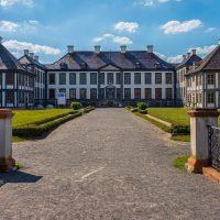 Schloss, Oranienbaum © WelterbeRegion Anhalt-Dessau-Wittenberg, Uwe Weigel, 2020 (2)