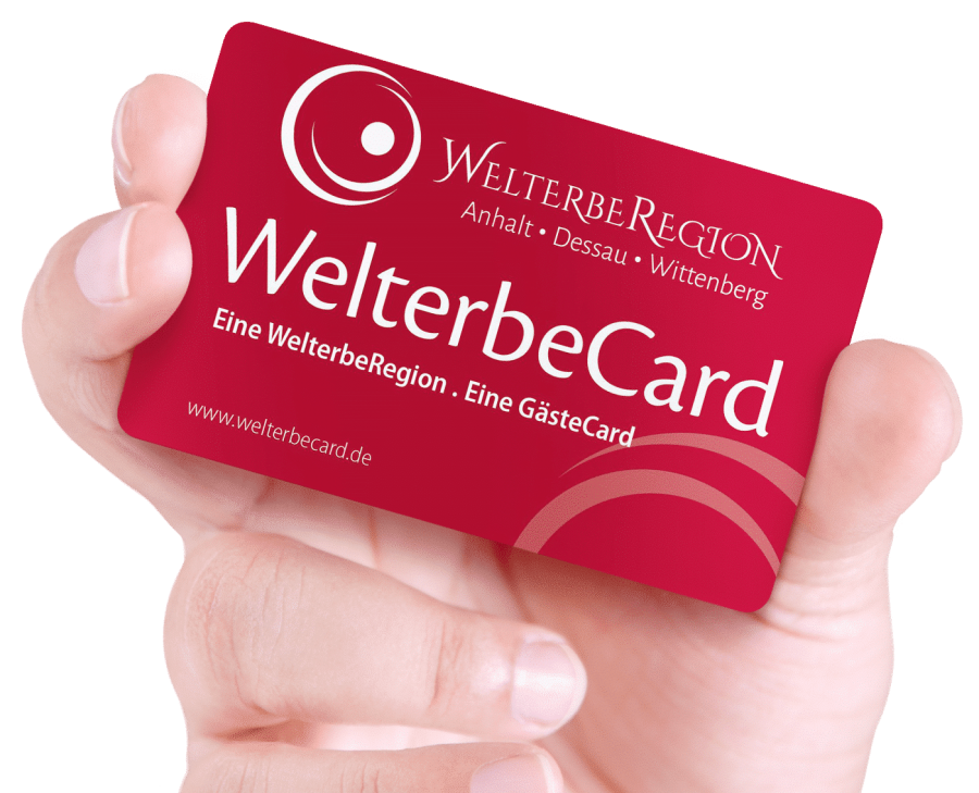 Welterbecard